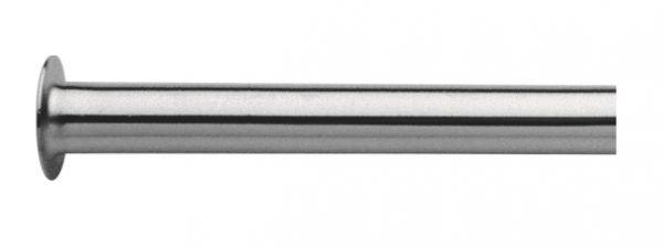 """Kupferrohr 10x1000mm verchromtmit Bördel 3/8""""-1/2"""""""