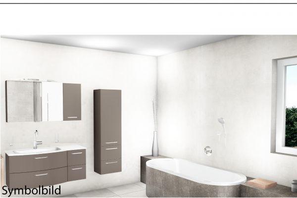 Traumbad-Derby Style WT mit Möbeln, Dusche und BW , WC, Bad-HK;Option mit Montage