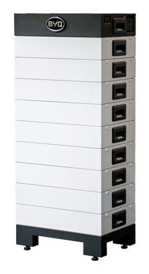 BYD Photovoltaik Speicher HVM 13,8
