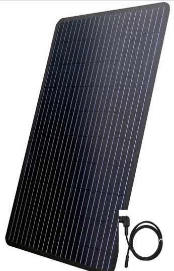 Sonnenkraft Kioto Mein Kraftwerk Photovoltaik Mini Anlage mit Wechselrichter 0,3 kWp