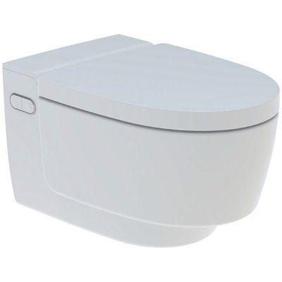 Geberit AquaClean Mera Comfort Dusch WC Komplettset weiss, 146.210