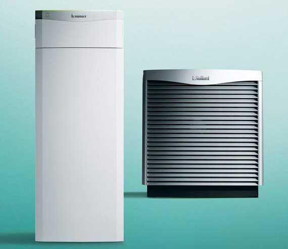 Vaillant Luftwärmepumpe flexoTHERM
