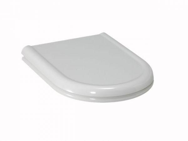 Laufen 9247.0 WC-Sitz LIBERTYLINE mit Deckel, weiß