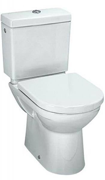 Laufen 2495.6 Stand-Tiefspül-WC PRO für Kombination Abgang waagrecht