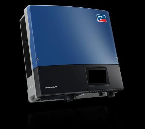 SMA STP25000TL-30 PV Wechselrichter o.Display Tripower