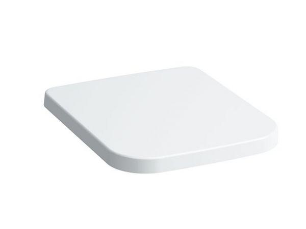Laufen 9196.1 WC-Sitz mit Deckel PRO S abnehmbar mit Absenkautomatik weiss