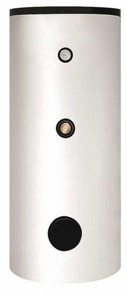 Ditech Warmwasser Standspeicher mit 1 Register 160-200 Liter Farbe silber