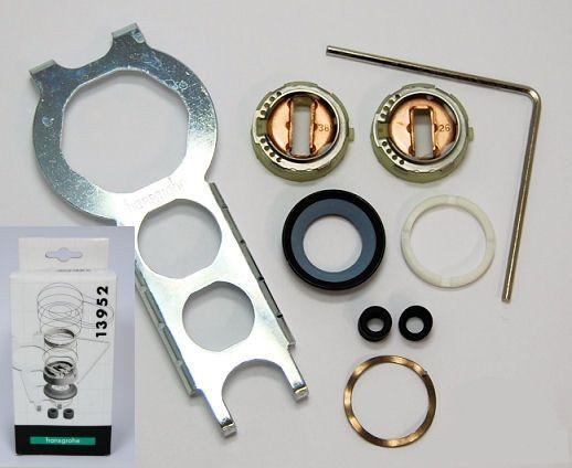 Hansgrohe Service-Set für Armaturen mit Kugelmischtechnik 13952