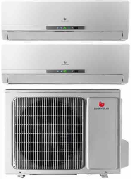 Saunier Duval Split Klimagerät SDH 17-060 Multi