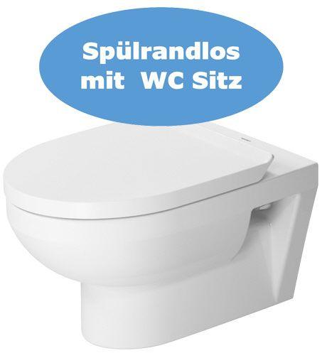 Durastyle Wand WC Set